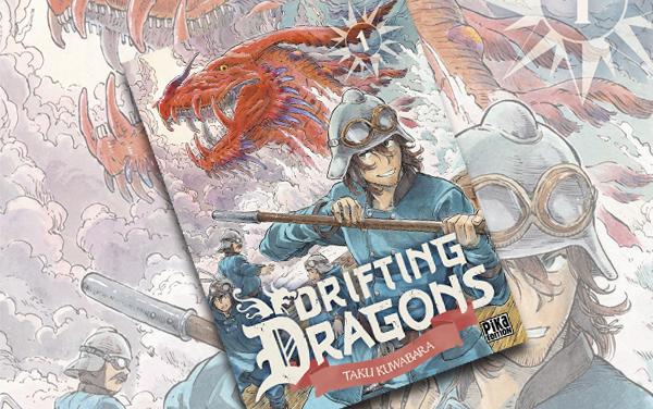 Drifting dragons 1